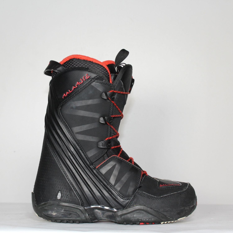 Jazdené Snowboardové topánky SALOMON Malamute 26.5