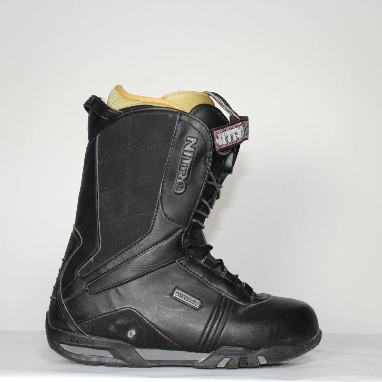 Jazdené Snowboardové topánky NITRO Era 28.0