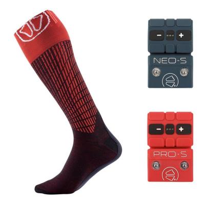 Vyhrievané ponožky SIDAS Ski Heat bez batérie / s batériou NEO S / s batériou PRO S