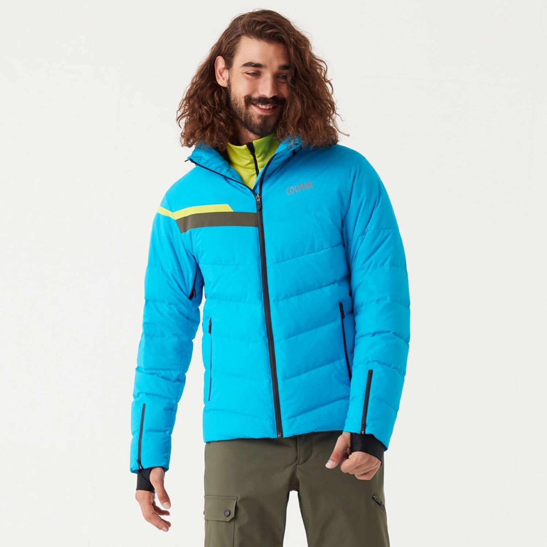 Lyžiarska bunda COLMAR Avon Blue Modrá L