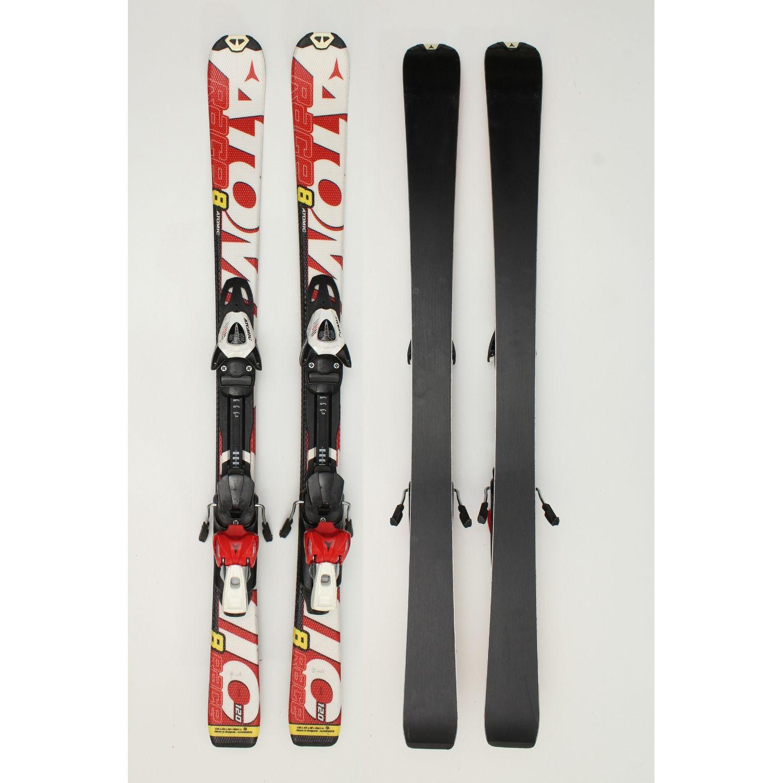 Jazdené bazárové lyže ATOMIC Race 8 120 cm