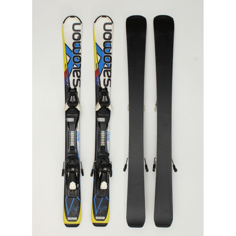 Jazdené bazárové lyže SALOMON X-Race 100 cm