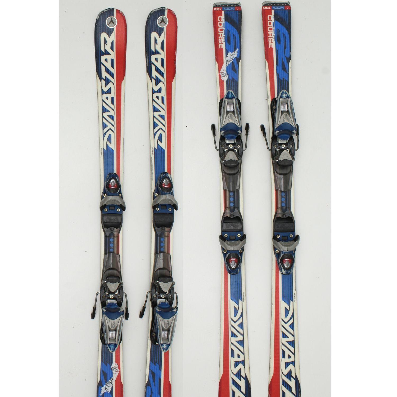 Jazdené bazárové lyže DYNASTAR Course 130 cm