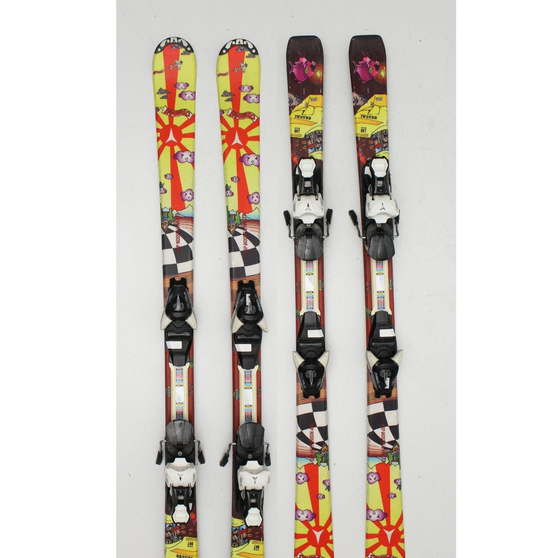 Jazdené bazárové lyže ATOMIC Rascal 140 cm