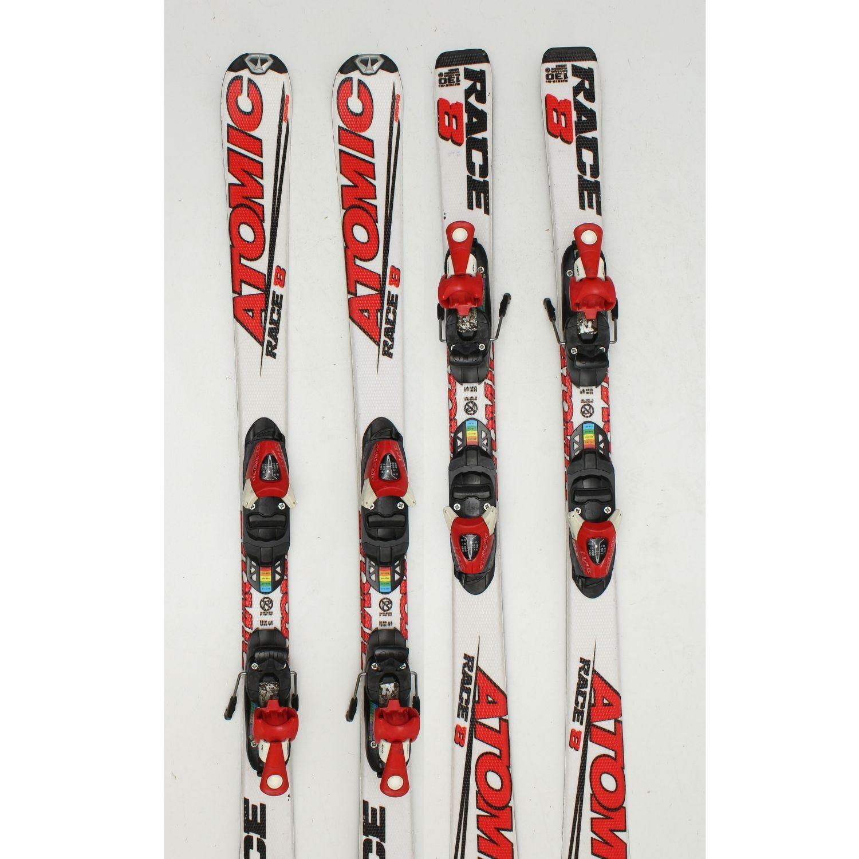 Jazdené bazárové lyže ATOMIC Race 8 Aero 120 cm