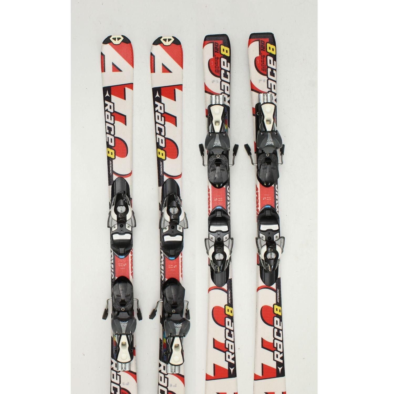 Jazdené bazárové lyže ATOMIC Race 8 Ace 120 cm