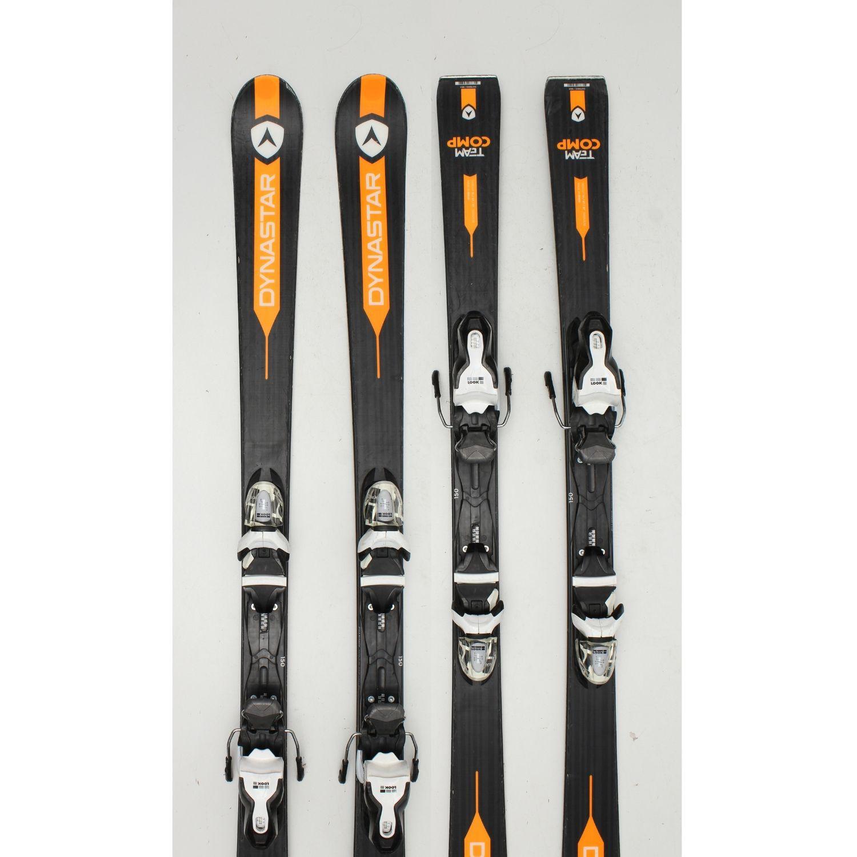 Jazdené bazárové lyže DYNASTAR Team Comp II 140 cm