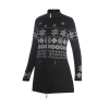 NEWLAND Lady Tunic Full Zip Black/White