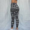 Zimní legíny NEWLAND Lady Leggings Black/White