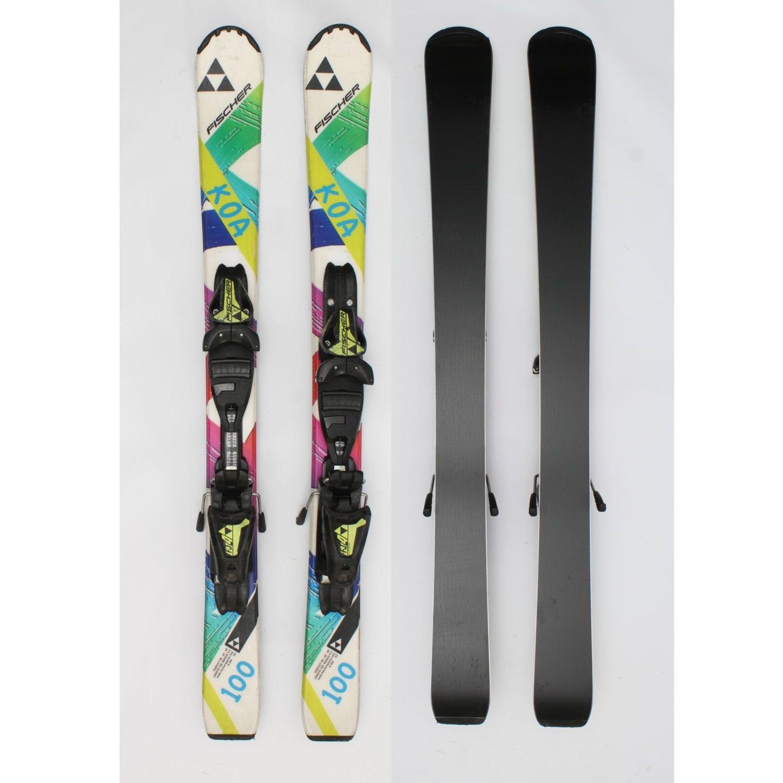 Jazdené bazárové lyže FISCHER Koa Color XX 130 cm