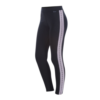 NEWLAND Lady Leggings Black/Pink