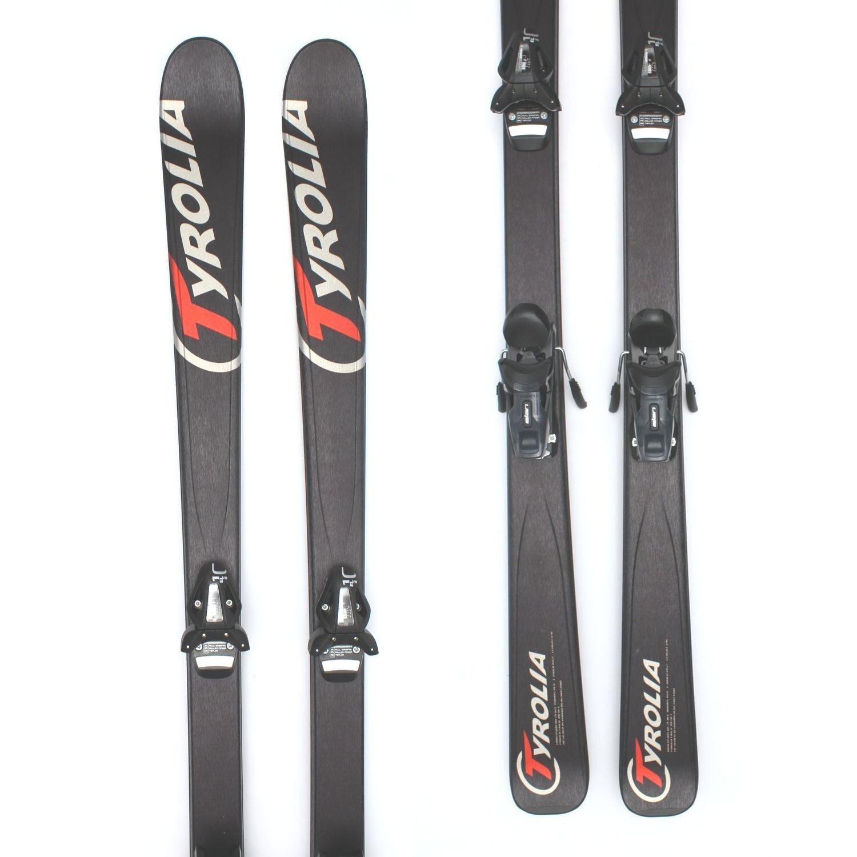 Zjazdové lyže TYROLIA Sport Black Čierna 170 cm