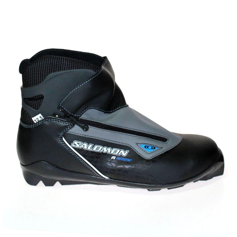 Topánky na bežky SALOMON RT SNS Čierna 48
