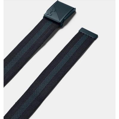 UNDER ARMOUR Men's Novelty Webbing Belt Green/Brown