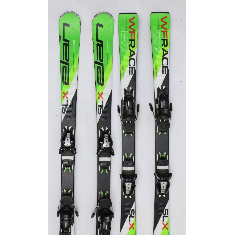 Jazdené bazárové lyže ELAN WF Race SL X 150 cm