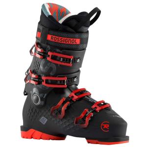 Zjazdové lyžiarky ROSSIGNOL Alltrack 90 Black / Red