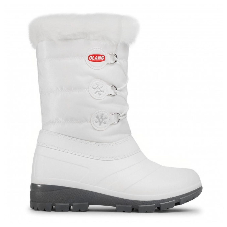 Zimná obuv OLANG Patty White/Black Bielo-čierna 39-40