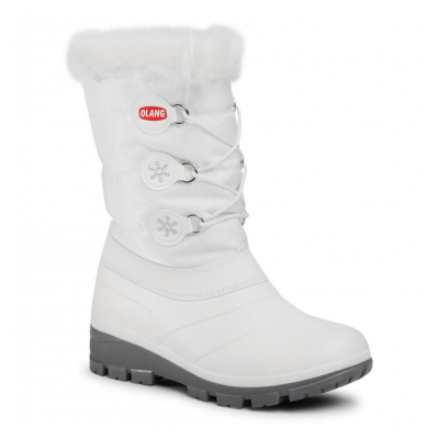 Zimná obuv OLANG Patty White/Black