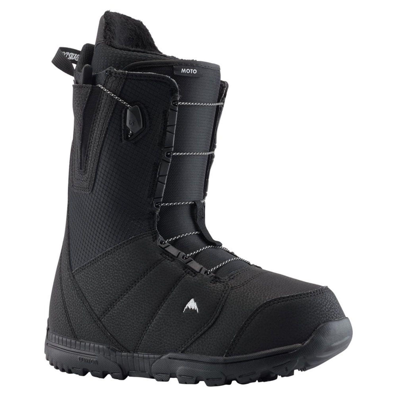 Snowboardová obuv BURTON Moto Black Čierna 30.0