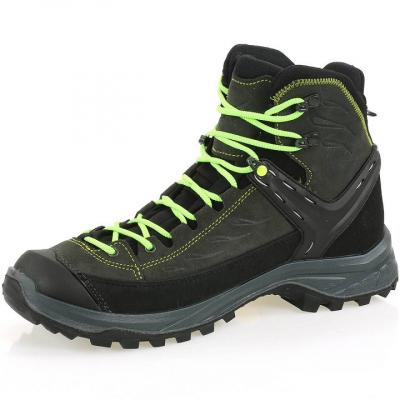 Turistická obuv SALEWA Trainer MID GTX Black - GoreTex