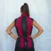 Bunda CAMPAGNOLO Jacket Red s odnímateľnými rukávmi