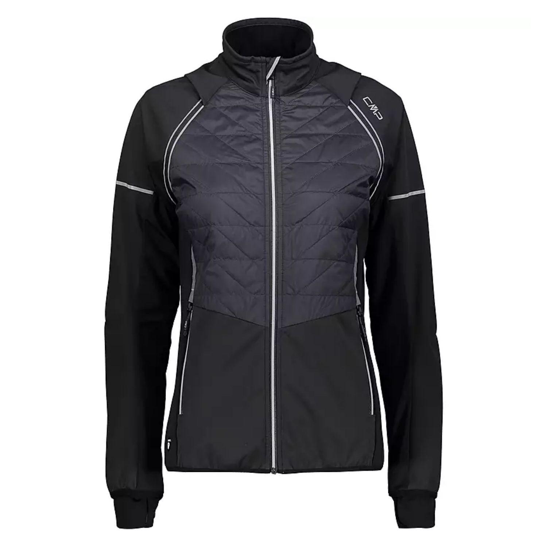 CAMPAGNOLO WMN Jacket Black Čierna S