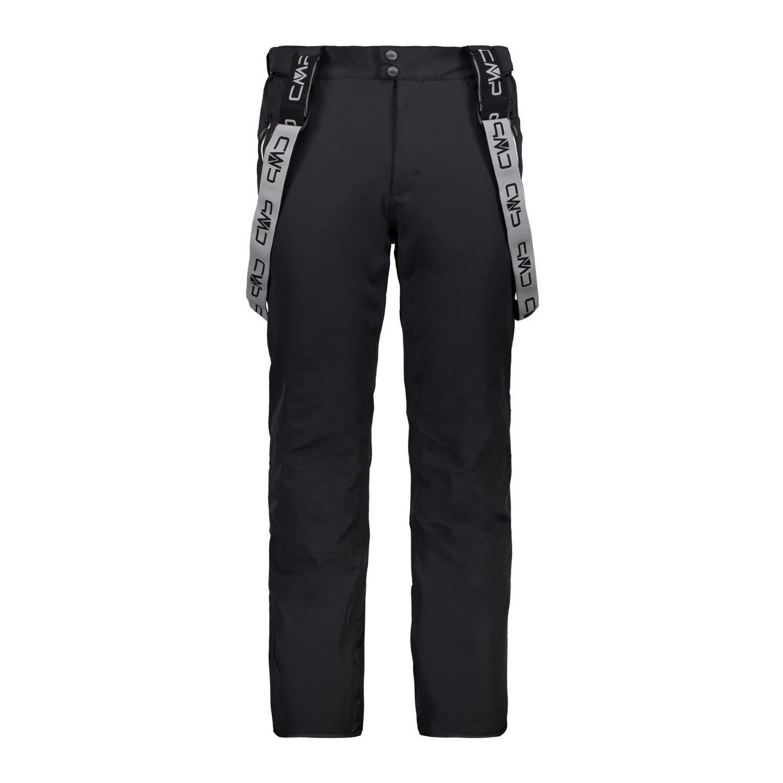 Lyžiarske nohavice CAMPAGNOLO MAN Pant Black Čierna XXL