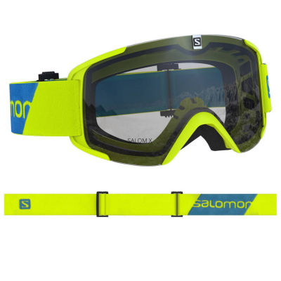SALOMON X View Access Neon Yellow / Uni Silver