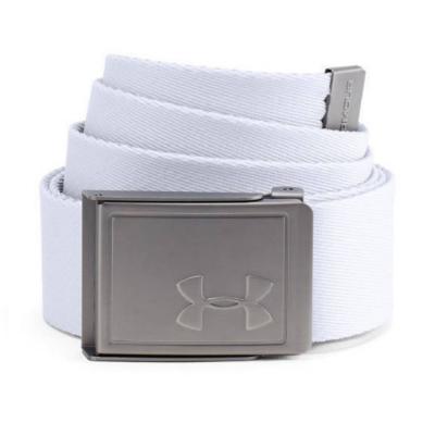 UNDER ARMOUR Men's Webbing 2.0 Belt White