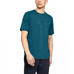 Tričko UNDER ARMOUR Unstoppable Move Tee Green