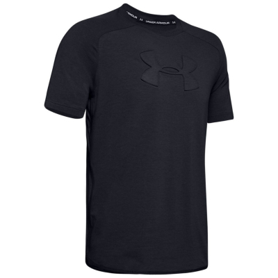 UNDER ARMOUR Unstoppable Move Tee Black