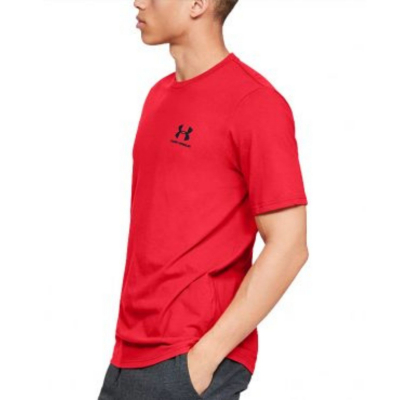 UNDER ARMOUR Sportstyle LC Back Tree Red