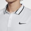Tričko NIKE Polo Dry Pique White