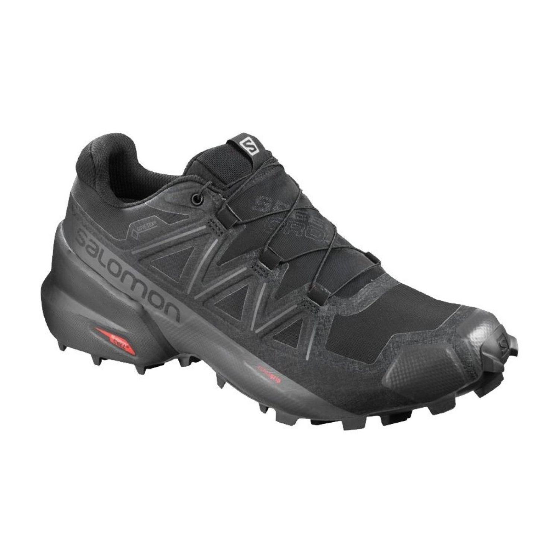 Pánska obuv SALOMON Speedcross 5 GTX Black / Phantom Čierna 42 2/3