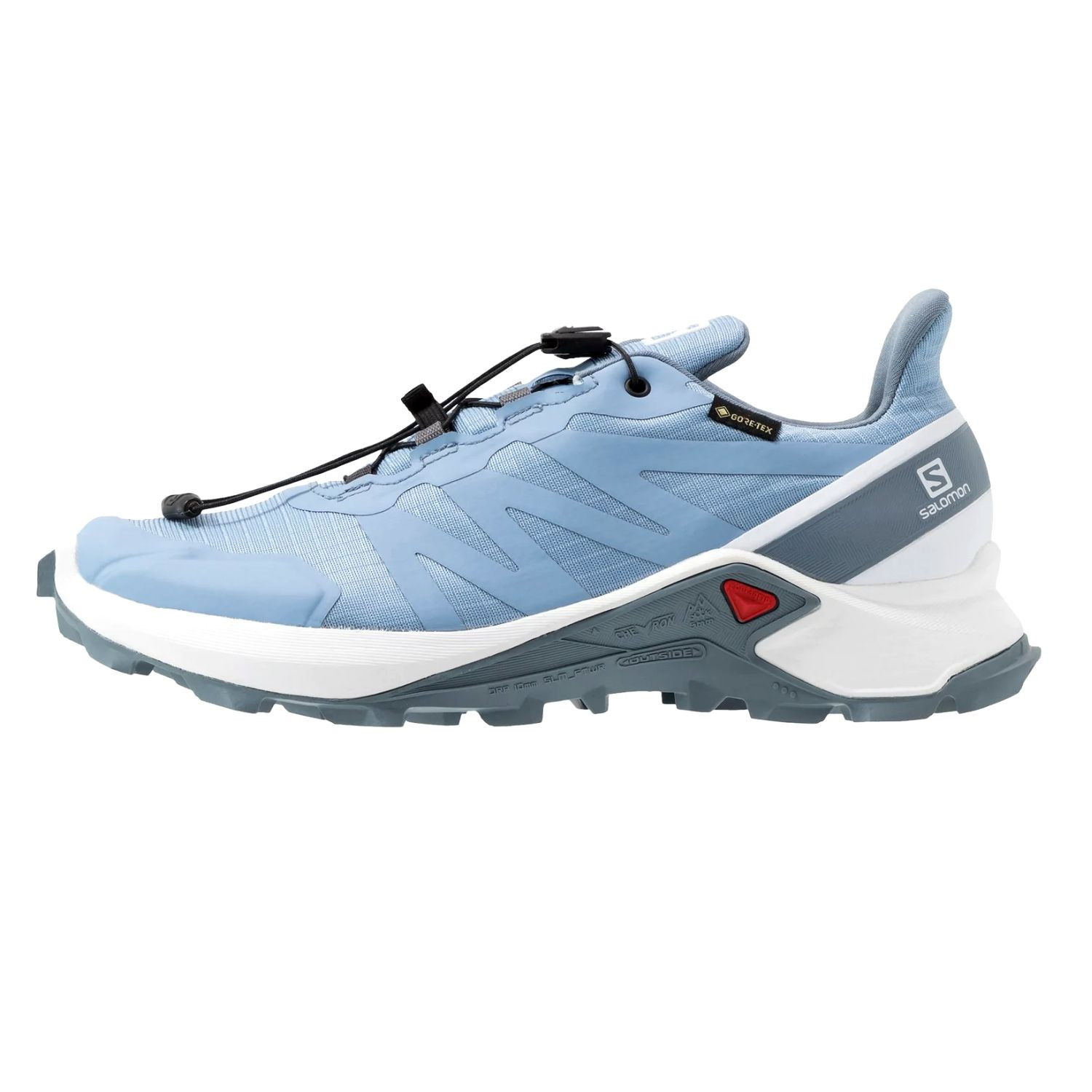 Dámska obuv SALOMON Speedcross GTX W Forever Blue / White / Flin Modrá uk 4