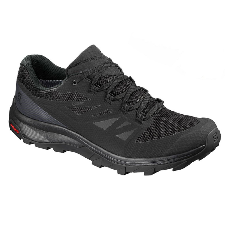 Pánske topánky SALOMON OUTline GoreTex Čierna 42 2/3