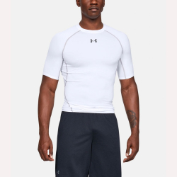 Kompresné tričko UNDER ARMOUR HG Armour SS White