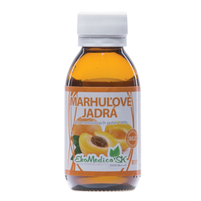 EkoMedica 100% olej z Marhuľových jadier