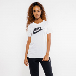 Tričko NIKE NWS Just Do It Swoosh White