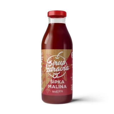EkoMedica Šípka + Malina sirup 300 ml
