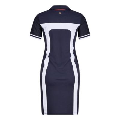 Šaty SPORTALM Oasis Blue