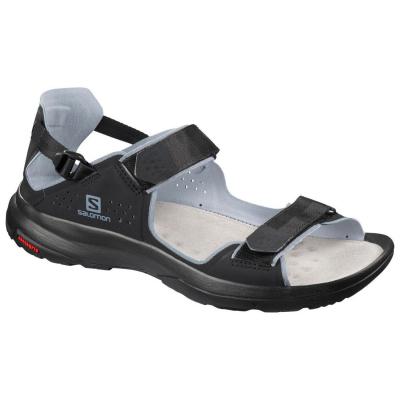 SALOMON Tech Sandal Feel Black/FLINT /Bk