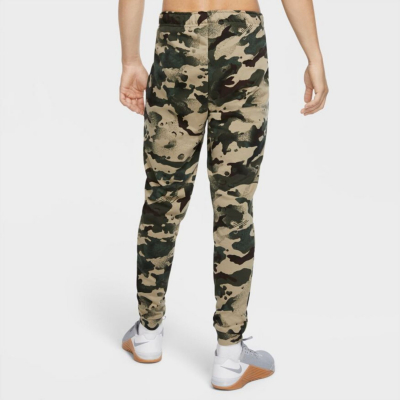 NIKE Camo Training Pants Sequoia/Black