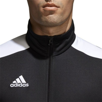Futbalová mikina Adidas Regista 18 BLK/WHT