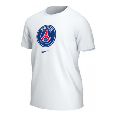 Tričko NIKE Paris Saint-Germain White