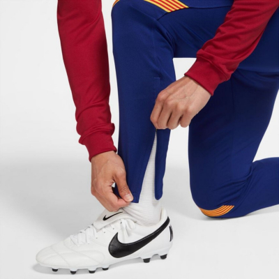Súprava NIKE FC Barcelona Strike Red / Blue