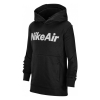 Mikina NIKE Air Big Kids Black / White