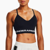 Podprsenka UNDER ARMOUR Bra Seamless Low Long Black