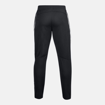 UNDER ARMOUR Sportstyle Pique Track Pant Black