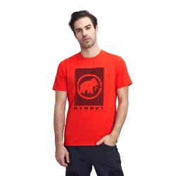 Tričko MAMMUT Trovat Red